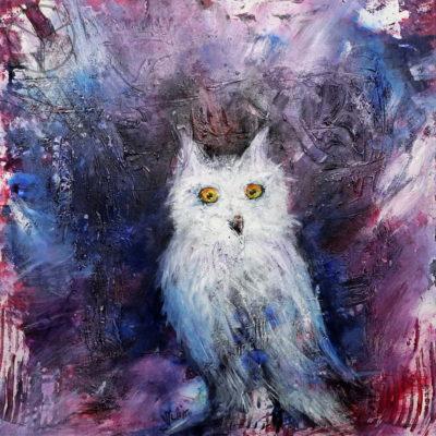Wisdom's Eyes by Janine Landtwing