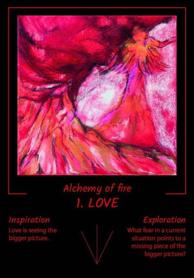 wisdom card deck You Are Alchemy